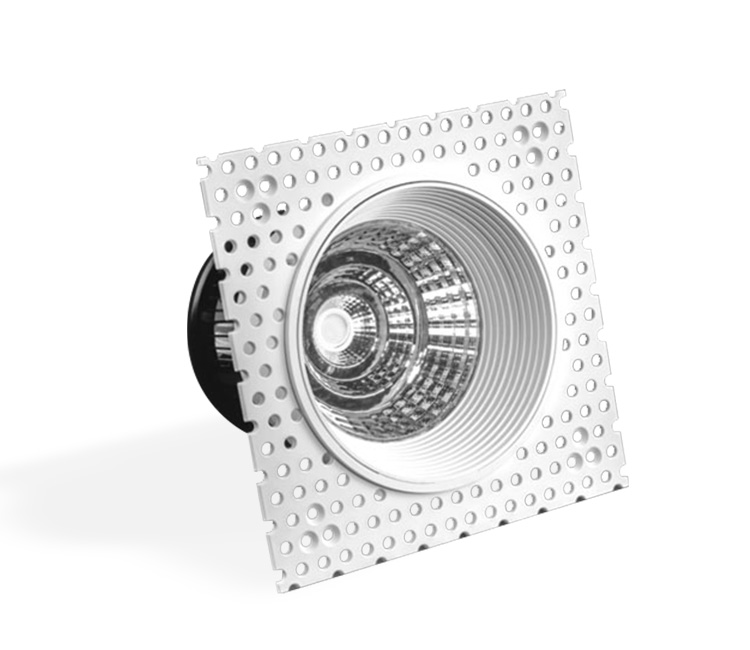 EMBEDDED SMD DOWNLIGHT INSTALLAT…